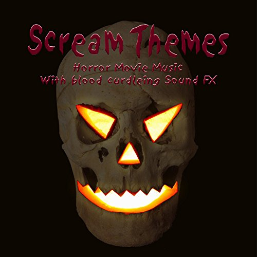 Halloween Scream Themes / Horror Movie Music With Blood Curdling Sound FX for $<!--$8.99-->