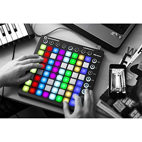 Novation Launchpad MK2 Ableton Live Controller with 1 Year Free Extended Warranty