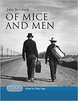 Of Mice and Men (Hodder Graphics): John Steinbeck, Philip Page ...