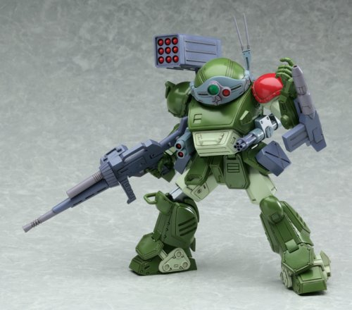 Armored Troops Votoms: Red Shoulder Custom LM-02 1/35 Scale Figure by Max Factory