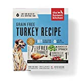 Honest Kitchen Human Grade Dehydrated Grain Free Turkey Dog Food 4 lb Box??? Embark