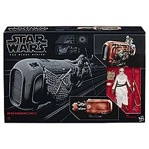 Star Wars - Rey's Speeder, Jakku de Black Series 7 (Hasbro C1427EU4)