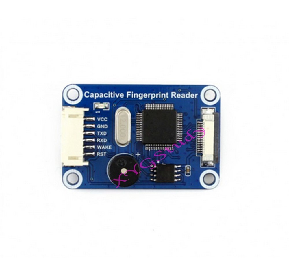 NEW Capacitive Fingerprint Reader onboard processor STM32F105 commercial fingerprinting algorithm semiconductor sensor @XYGStudy by XYG-Module (Image #3)