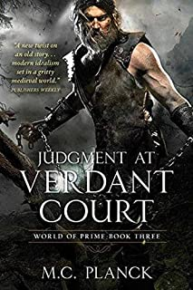 Book Cover: Judgment at Verdant Court