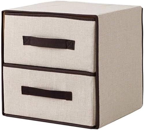 ZUZEN - Caja de almacenamiento para ropa interior y cajón, organizador de clóset, plegable, para almacenamiento en el hogar, calcetines y sujetadores: Amazon.es: Hogar
