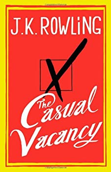 The Casual Vacancy 1619695006 Book Cover