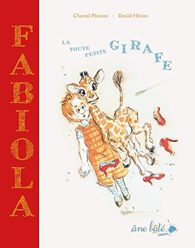 Fabiola : la toute petite girafe