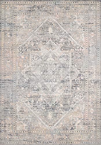 Loloi II Lucia Collection  LUC-01  Transitional  Area Rug  4'-0