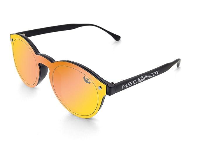 Gafas de lente plana MOSCA NEGRA ® modelo TRIBECA - Unisex ...