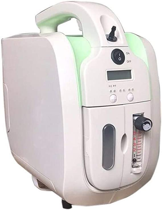 Oxygen Generator Concentrator 5 Liters Home/Medical Use Portable ...