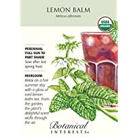 Lemon Balm Seeds