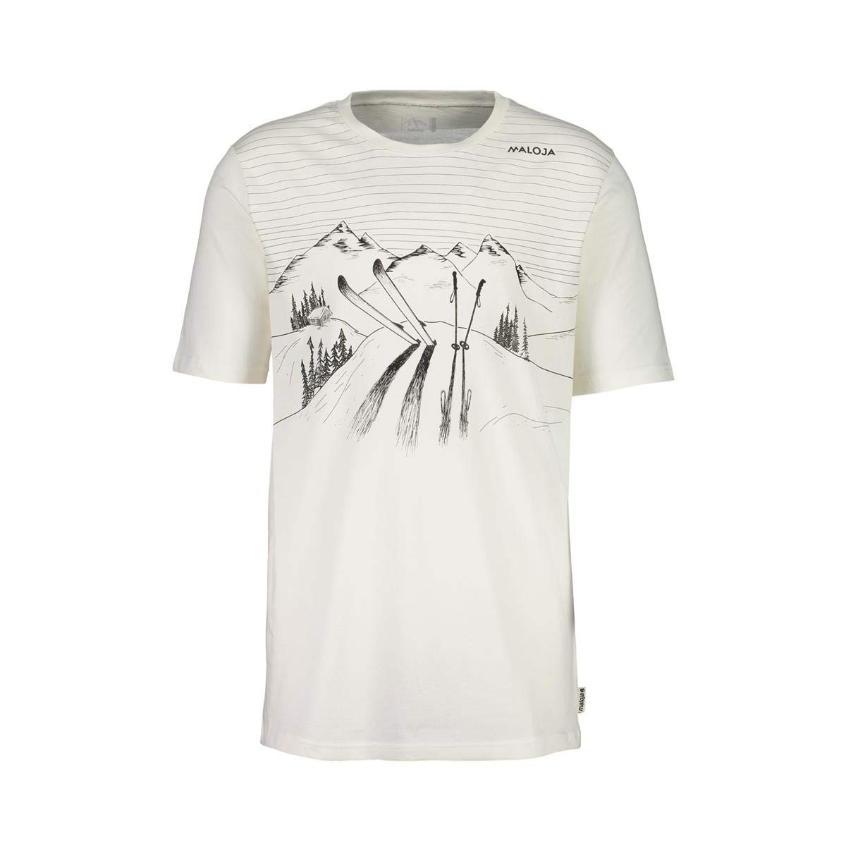 Herren Maloja ernestm Shirt