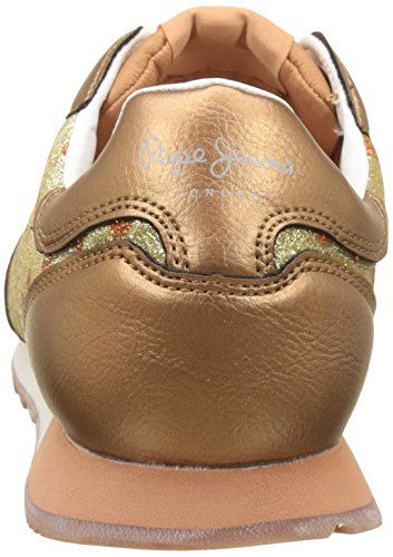 Pepe Jeans Women's Verona Blim Trainers Gold (Gold 099) cheap sale best xd2NGA0CE