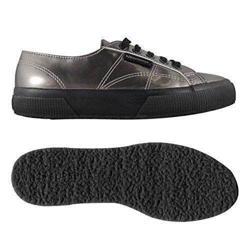 Basse Sneaker Silver 2750 Grey Varnishmirrorw Superga Donna tB1qCWw