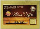 Aloha Island Coffee Medium Roast Organic 100% Pure Kona...