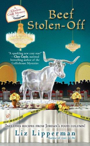 Beef Stolen-Off (A Clueless Cook Mystery)