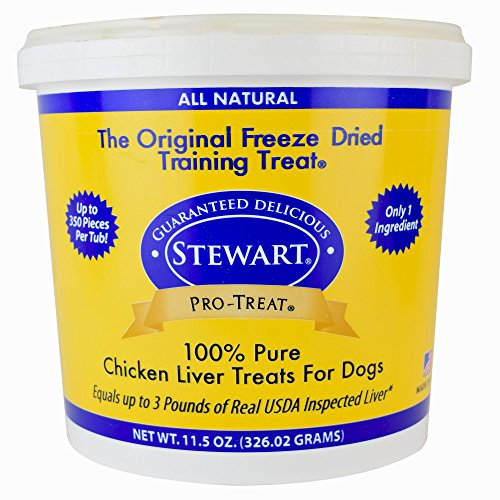 Pro-Treat Stewart Freeze Dried treats for dogs