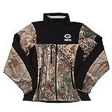 NFL Ladies Hunter Camoflauge Colorblock Softshell Jacket