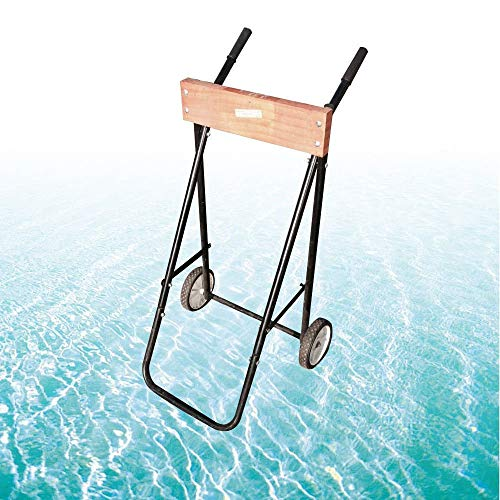 DiLiBee Boat Engine Trolley Engine Cart Outboard Motor Transport Vehicle Boat Engine Trolley Boat Engine Trolley Motor Trolley 70KG: Sports & Outdoors