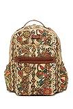 Sakroots Womens Artist Circle Classic Backpack,Camel Spirt Desert