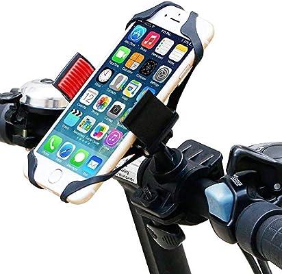 TechBolt - Soporte para teléfono móvil y Smartphone, Agarre de ...
