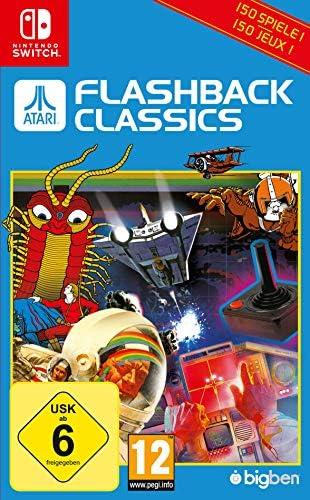 Atari Flashback Classics 150 Jeux Switch [Importación francesa]: Amazon.es: Videojuegos