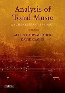 Free composition heinrich schenker ernst oster 9781576470749 analysis of tonal music a schenkerian approach fandeluxe Image collections
