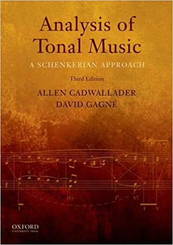 Analysis of tonal music a schenkerian approach allen cadwallader analysis of tonal music a schenkerian approach 3rd edition fandeluxe Images
