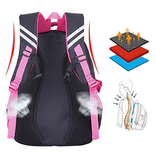 ee46f19cf364 COOFIT School Backpack for Girls   Boys Back to School Supplies for ...