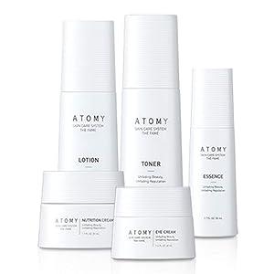 Atomy Skin Care System THE FAME - Unfading Beauty, Unfading Reputation-Lotion.toner,Essence,Eye cream,Nutrition Cream-Korean made6