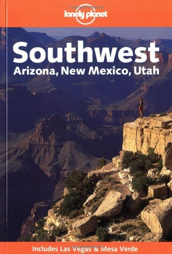 Southwest (Lonely Planet Southwest USA) by Jeff Campbell (2002-04-02)
