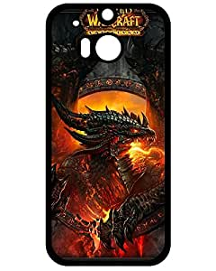 Lovers Gifts Htc One M8 world of warcraft cataclysm Print High Quality Tpu Gel Frame Case Cover 5667297ZA726554609M8 Landon S. Wentworth's Shop