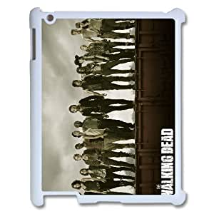 zZzZzZ The Walking Dead Shell Phone For IPad 2,3,4 Cell Phone Case