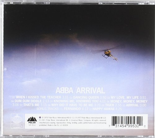 Arrival by CD