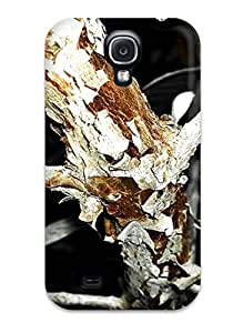 Galaxy Case - Tpu Case Protective For Galaxy S4- Old Tree Branch