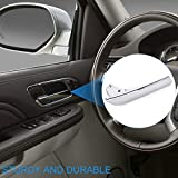 FAERSI Pair Interior Door Handles Driver