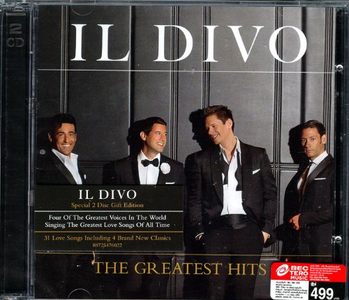 Il divo ancora cd covers - Il divo amazon ...