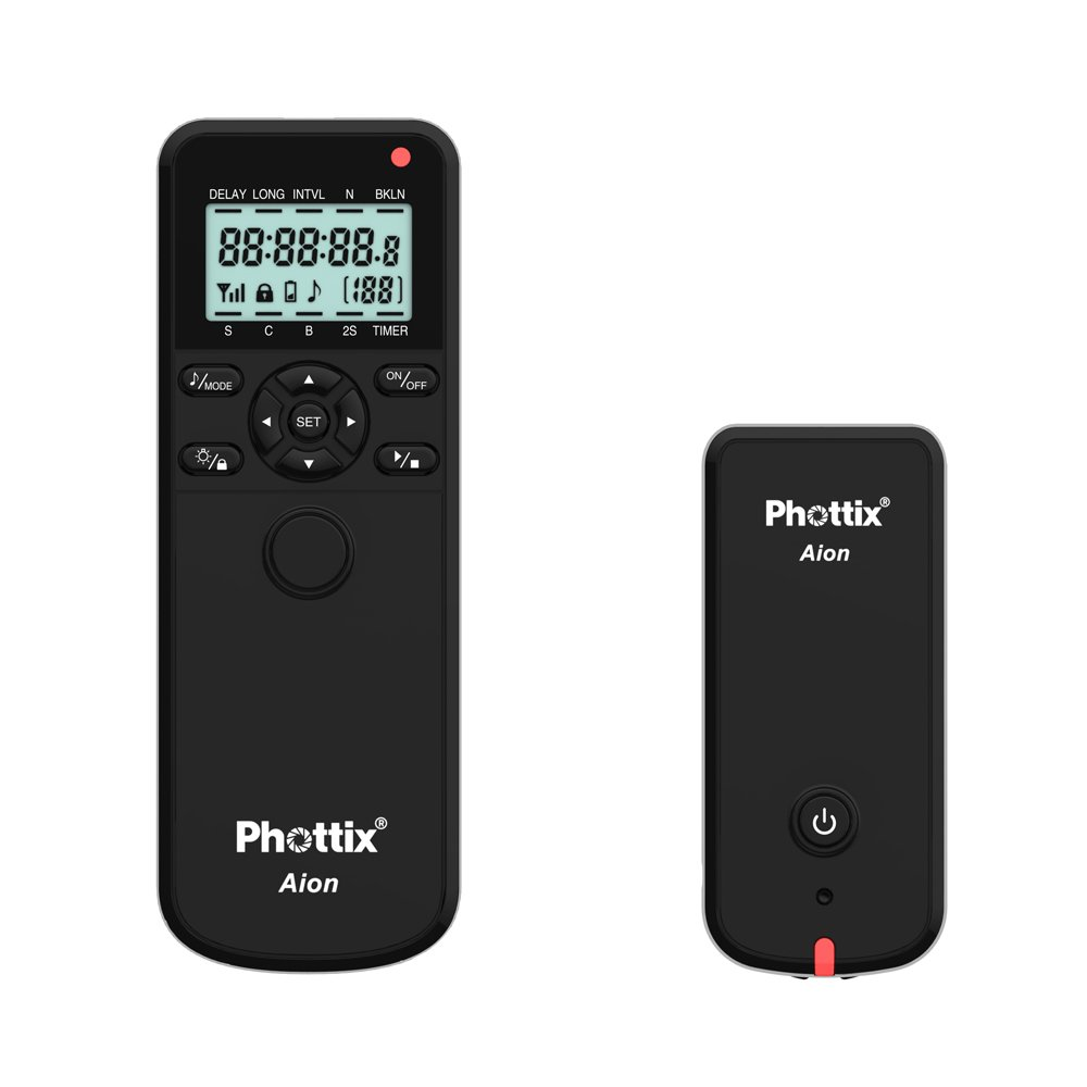 Phottix Aion Wireless Timer and Shutter Release Olympus Set (PH16381) by Phottix
