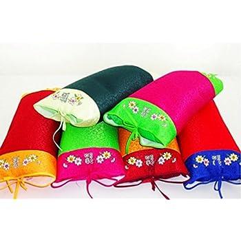 korean traditional buckwheat pillow string