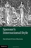 Spenser's International Style, Wilson-Okamura, David Scott, 1107038200