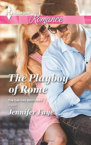book cover of The Playboy of Rome