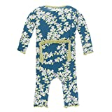KicKee Pants Little Girls Print Muffin Ruffle