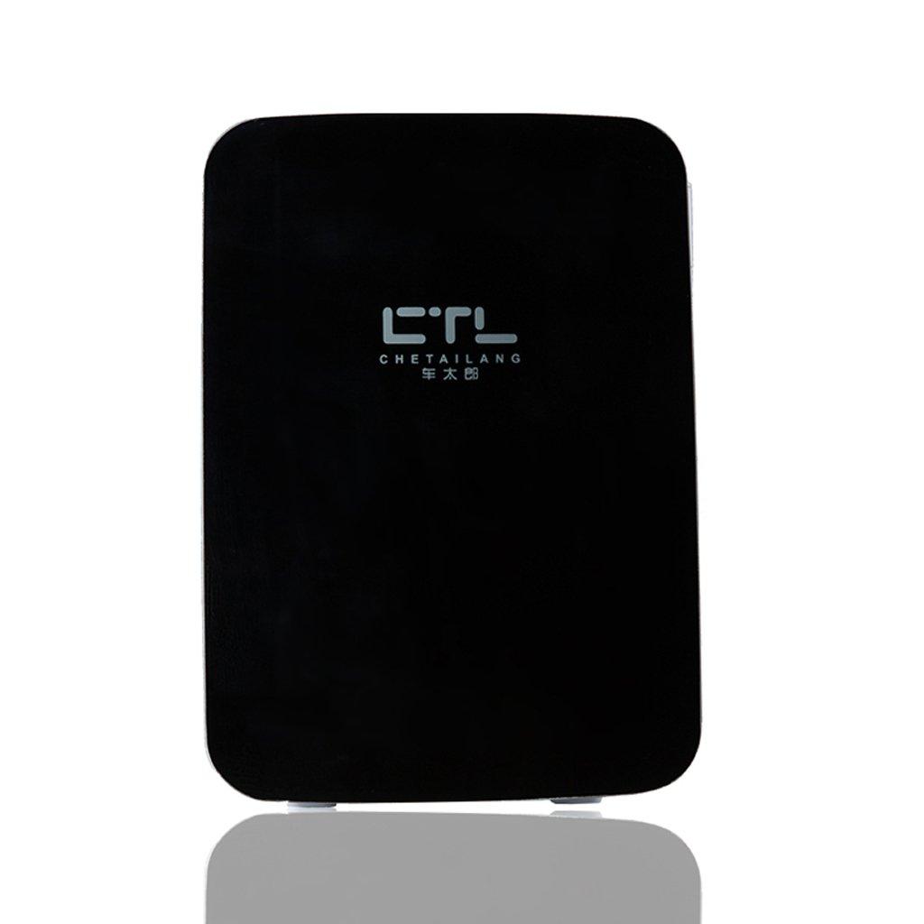 Mariny- ミニ冷蔵庫 - 15Lコンパクト冷蔵庫、22 x 330ml缶| (色 : 黒)   B07PGC4XYS