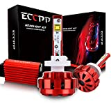 97 camaro led headlights - LED Headlight,ECCPP Upgraded LED Headlight Bulbs Conversion Kit High Power Bright- 880 - 80W,9600Lm 6K Cool White CREE- 3 Year Warranty