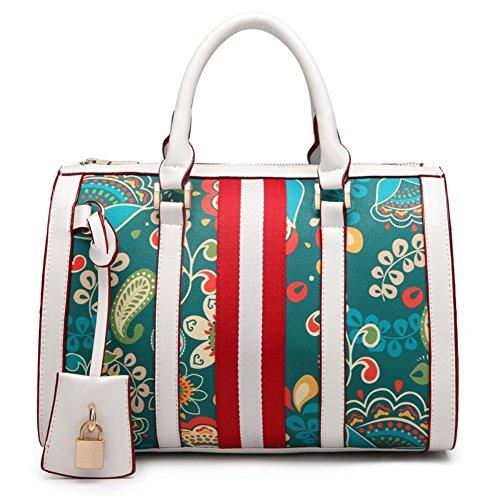 Fiorelli Costume Jewellery (HIFISH HB125263C1 PU Leather Korean Style Women's Handbag,Shaped Pillow Pillow Pack)