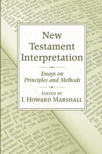 New testament essay luke