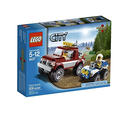 LEGO City Police Pursuit 4437