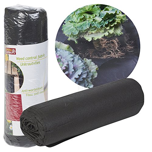 progarden-10-x-12m-weed-control-fabric-blanket-ground-cover-membrane-garden-landscape-mulch-roll-mat