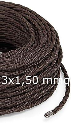 /Ø mm Villa//aislantes de madera para Cables trecciati Pack 10/unidades