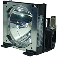 AuraBeam Sharp BQC-XGP10XU/1 Projector Replacement Lamp with Housing